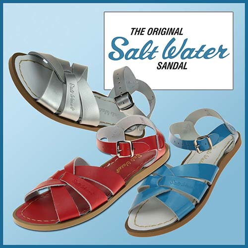 original salt-water sandals