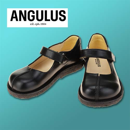 Angulus Mary Jane School Shoe