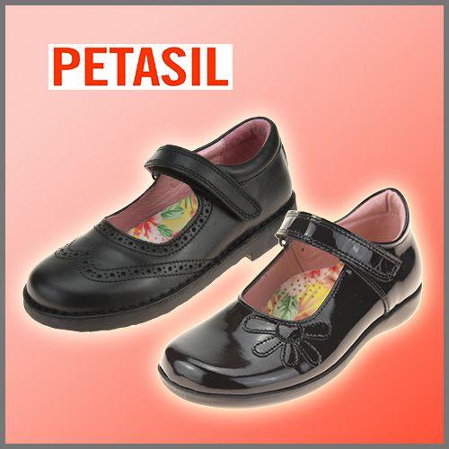 Petasil School Shoes for Girls