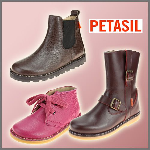 Petasil Boots for Boys and Girls