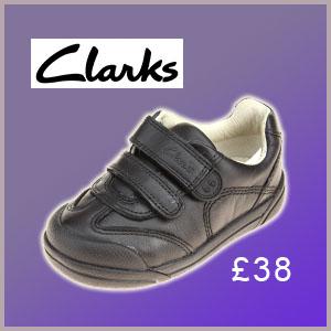 Ckarks LilfolkZoo school shoe