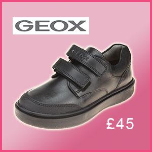 Geox Riddock school shoe