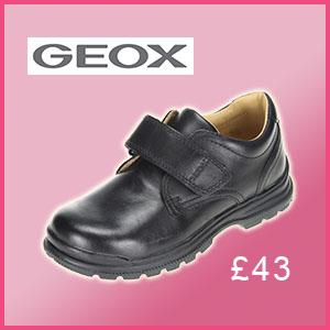 Geox William school shoe