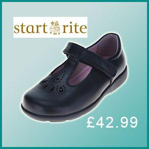 Start-rite Daisy May school shoe
