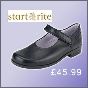 Startrite Samba school shoe