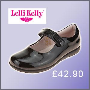 Lelli Kelly Classic school shoe