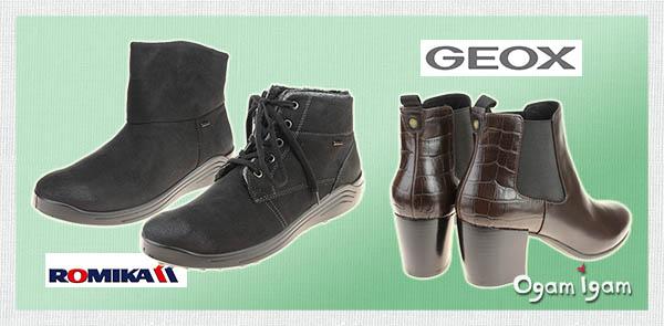 Womens Romika boots