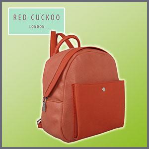 Red Cuckoo Backpack