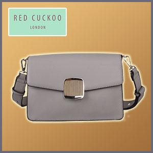 Red Cuckoo Cross Body Bag