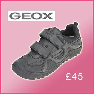 Geox Artach school shoe