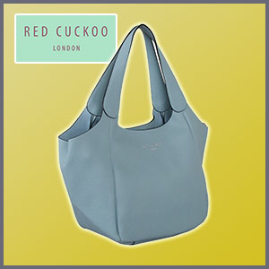 Red Cuckoo Tote Bag