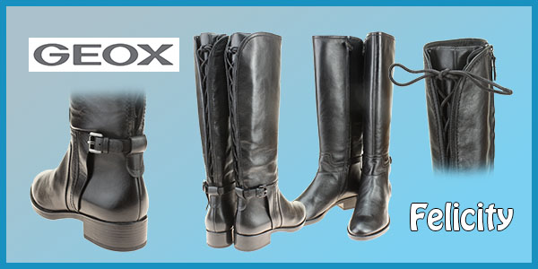 Geox Felicity Knee high boots