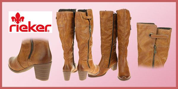 Rieker knee high boots