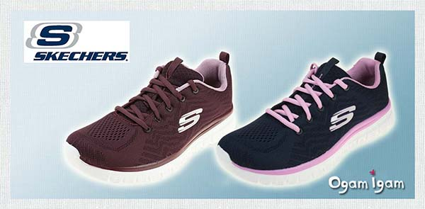 womens skechers trainers