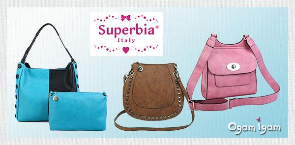 Superbia bags