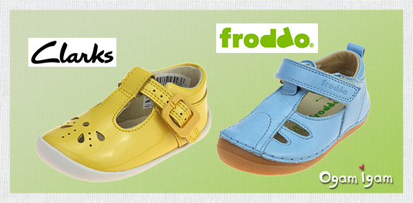 Froddo first shoes