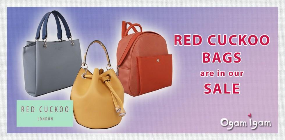 Red Cuckoo Sale