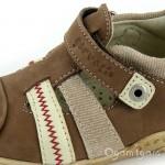 Garvalin Boys Brown Shoe 112361