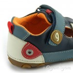 Garvalin Infants Boys Blue Pre Walker Shoe 112324