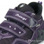 Primigi Idola-e Girls Purple Waterproof Boot