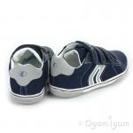Geox Flick Boys Blue Shoe
