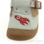 Start-rite Rocketship Infants Grey Shoe