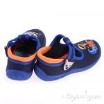 Start-rite Surfs Up Boys Navy Shoe