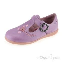 Start-rite Tia Girls Lilac Shoe