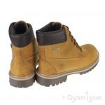 Primigi Fernando Boys Brown Waterproof Boot