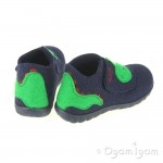 Superfit Dragon Boys Blue Slipper