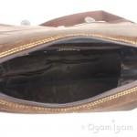 Blousey Brown 207 Womens Dark Brown Shoulder Bag