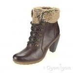Josef Seibel Tosca 04 Womens Castagne Brown Boot