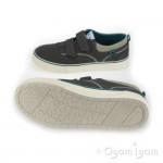 Start-rite Dinghy Boys Pewter Grey Shoe