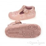 Start-rite Ready Infant Girls Pink Patent Shoe