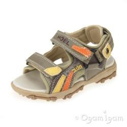 Noel Ixio Boys Beige Sandal