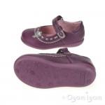 Start-rite Ella Girls Purple Shoe