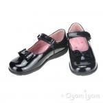 Start-rite Viola Patent Girls Black Patent School Shoe