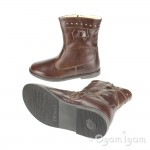Primigi Clorinda Girls Cuoio Boot 9131200