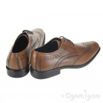 Josef Seibel Chris 02 Mens Camel Brown Shoe
