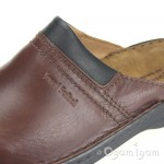 Josef Seibel Max Mens Brandy Mule Shoe