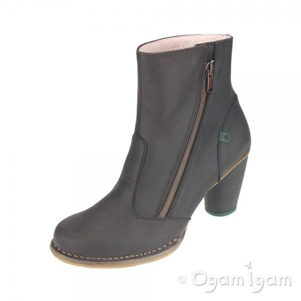 El Naturalista Colibri Womens Brown Ankle Boot