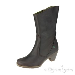 El Naturalista Solar Womens Chocolate Boot