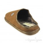 Coolers A155 Mens Tan Slipper