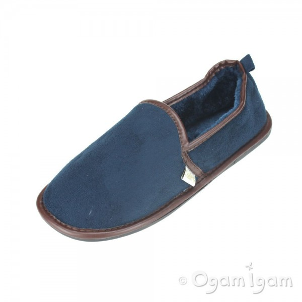 Coolers A160 Mens Navy Slipper
