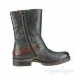 Fly London Nani Womens Anthracite Boot