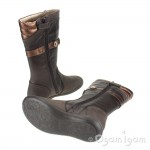 Garvalin 131635 Girls Brown Boot