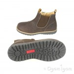 Primigi Lauren Boys Brown Boot