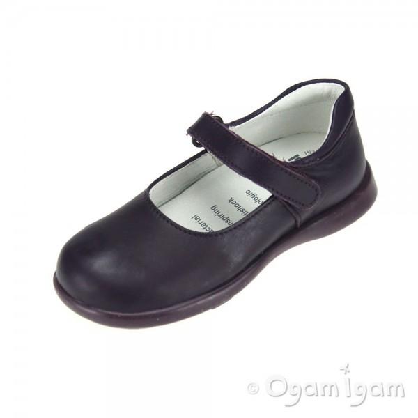 Primigi Andes Girls Purple Shoe