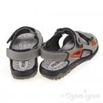 Primigi Annibale Boys Talpa/Fango Grey Sandal
