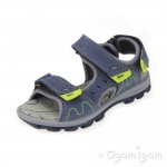 Primigi Babet Boys Blue Sandal